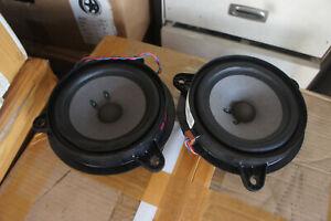 JDM Nissan fairlady 350z BOSE front speaker audio g35 infinity 28156