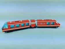 vintage Lego 6399 Airport Shuttle Monorail 9V Train Very Rare