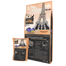 Bon Appetit Salmon Chicken Sensitive Adult Cat Dry Food Senior Complete Premium