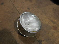 Jaguar XJ X300 Headlamp Outboard. No cracks. Outer lamps with side lamp.