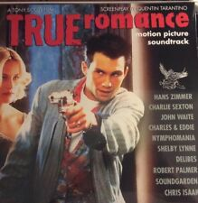 True Romance Soundtrack Lp Alabamas Pants Splatter Vinyl