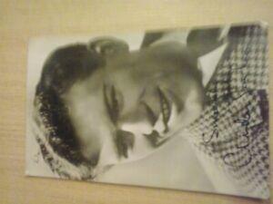 rare Gordon Jackson signed photograph