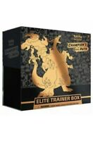 Pokemon Champions Path Elite Trainer Box TCG Factory Sealed Charizard ?