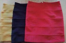 3 x body-con Skirts S