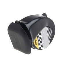 Universal 130dB Waterproof Loud Snail Air Horn Siren For Truck Motorcycle 12V