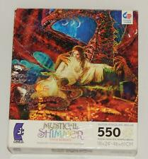 """CEACO """"Mystical Shimmer Glitter"""" Jigsaw Puzzle by Steve Roberts 550 Pieces"""