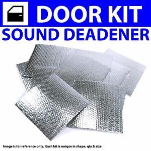 Heat & Sound Deadener Ford Mustang 2005 - 2014 2 Door Kit 3756Cm2