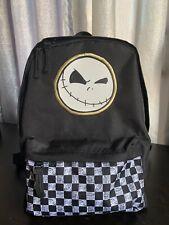 VANS x The Nightmare Before Christmas Jack Skellington Mini Backpack Black