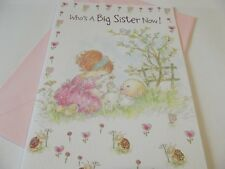 Look Who's A Big Sister Now!..........Congratulations Greetings Card