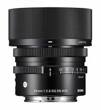 Sigma 45mm f/2.8 DG DN Contemporary Lens for Leica L-Mount #360969
