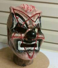iowa slipknot clown mask - shawn crahan PENNYWISE HORROR CLOWN HALLOWEEN LATEX
