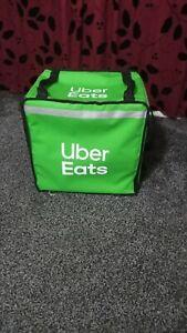 UberEATS Courier Bag Deliveroo Stuart Etc