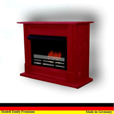 Ethanol Cheminee Fireplace Caminetto Gelkamin Chimenea Emily Deluxe Royal Rouge
