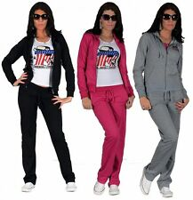 Cotton Blend Running Tracksuits for Women