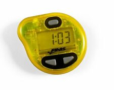 Finis Waterproof Trainer Pro Pace Clock/Stopwatch for Swimming/Biking/Sports New