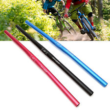25.4mm 60cm Straight Riser Bar Mountain Bike Bicycle Aluminum Alloy Handlebar