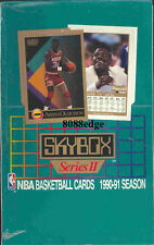 1990-91 SKYBOX SERIES 2 NBA SEALED BOX: MICHAEL JORDAN GEM MINT ? PAYTON/KEMP RC