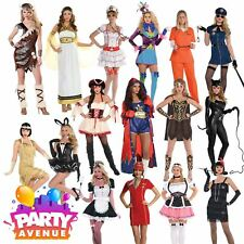 Womens Book Week Costumes Fancy Dress Character Themes Dress Up Lot