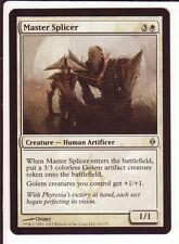 4x Master Splicer/meisterspleißer (New pnyrexia) GOLEM TOKEN