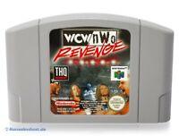 N64 / Nintendo 64 Spiel - WCW vs NWO Revenge Modul