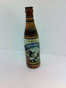 Argentina Quilmes Beer Argentine 1890 Historical Collector Edition Bottle # 640