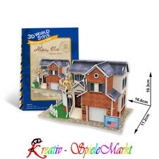 Cubic Fun - 3D Puzzle Holiday Villa USA