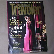 Conde Nast Traveler Magazine May 2011. Hot List, Tibet's St. Regis Lhasa Resort.