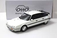 1:18 OTTO Citroen CX 2.5 GTI Turbo 2 white NEW bei PREMIUM-MODELCARS