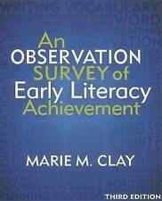An Observation Survey THE DVD with Guidenotes, Marie Clay