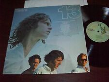 The Doors,13,1974 Elektra Press.VG+ To EX Cond.