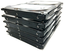 "[Lot of 10] Seagate Barracuda 500GB 3.5"" Desktop Hard Drives (Tested + Warranty)"