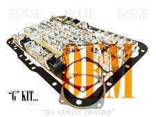 """Rebuilt 5R55E 4R44E 4R55E Valve Body W/All Gaskets 95UP """"G KIT"""" FORD RANGER"""