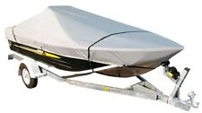 Side Console Trailerable Boat Cover - 4.1 - 4.3m Length. OCEANSOUTH