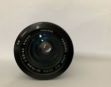 Authentic Yashica 35-70mm F3.5-4.5 MC Zoom Lens A80350/Contax BAIONETTA Fit
