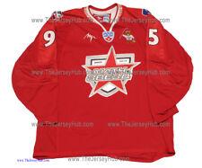 Alexei Morozov KHL All Star 2010 PRO Russian Hockey Jersey Penguins XL-2XL
