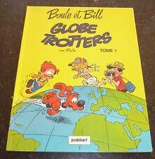 Roba - Boule et Bill Globe Trotters 1 - Cote d'Or 1981