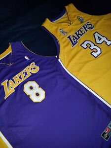 Shaquille O'Neal Los Angeles Lakers Game Used Sports Memorabilia ...