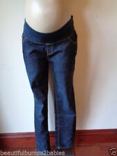 New Look Cotton Under Bump Maternity Jeans