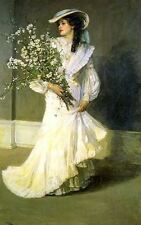 Spring by Sir John Lavery Artwork by Selby Prints