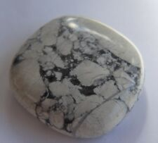 Howlite, Natural Howlite, Cut & Polished Howlite,Howlite Flat Stone 160 ct.
