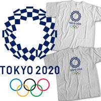 Tokyo 2020 Summer Olympics Symbol Emblem Mens Womens Kids Unisex Tee T-Shirt