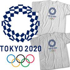 d5bc00750010 Tokyo 2020 Summer Olympics Symbol Emblem Mens Womens Kids Unisex Tee T-Shirt