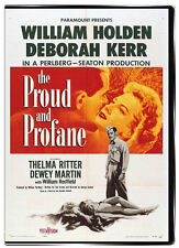 The Proud and Profane 1956 DVD - Thelma Ritter, Deborah Kerr, William Holden