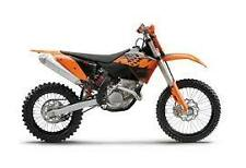 exc motorcycle repair manuals literature ebay rh ebay com au 2008 ktm 250 sxf workshop manual 2010 KTM 250 SX-F Stock