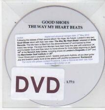 (BQ929) Good Shoes, The Way My Heart Beats - DJ DVD