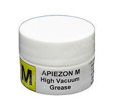 APIEZON M High Vacuum Grease Lab Laboratory Neon HVAC O-Rings Stopcock Glassware