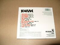 K'NAAN Dusty Foot on the Road Live Recording 2007) cd Digipak New & Sealed (C21)