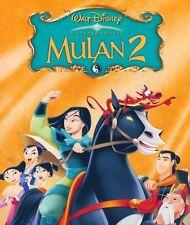 Mulan 2 | NEW SEALED DISNEY DVD (Fairytale, Adventure, Family, Kids Film)