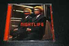 Pet Shop Boys CD Nightlife by Pet Shop Boys 1999 Dance Electronica OOP FAST SHIP