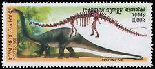 "Cambodia 1927 - Dinosaurs ""Diplodocus"" (pa74495)"